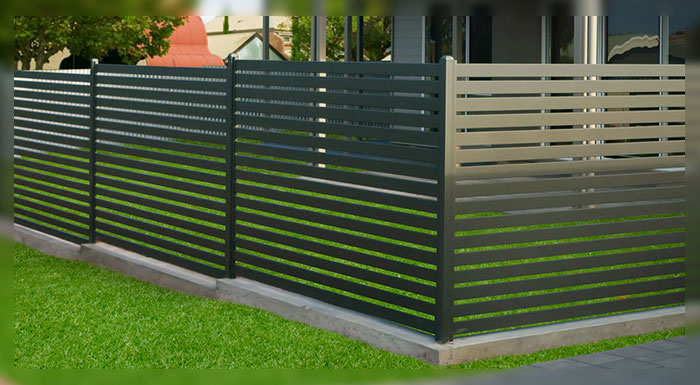 Ali Slat fencing and gates